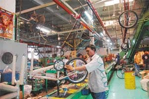 Gas Detection & Process Monitoring in Cycle Industry