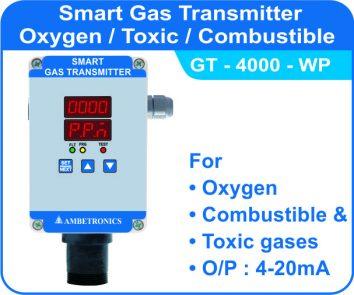 GT-4000-WP (Weatherproof Enclosure)