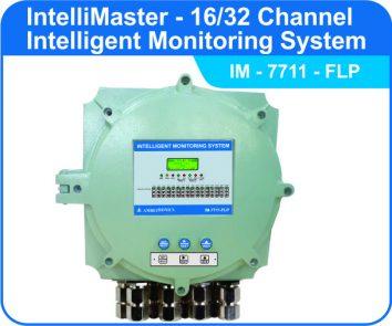 IntelliMaster Intelligent Monitoring System IM-7711-FLP (Flameproof Enclosure)