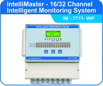 IntelliMaster Intelligent Monitoring System IM-7711-WP (Weatherproof Enclosure)