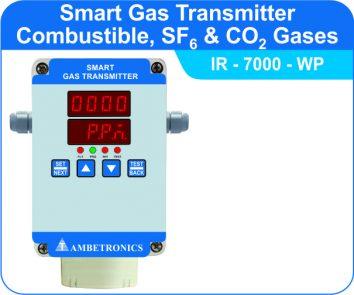 Smart Gas Transmitter IR-7000-WP (weatherproof enclosure)