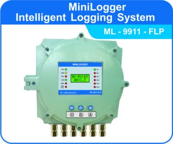 Minilogger Intelligent Logging System ML-9911-FLP (Flameproof Enclosure)