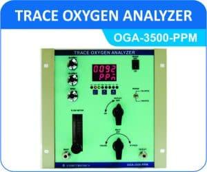 Trace Oxygen Analyzer OGA-3500-PPM (Panel Enclosure)
