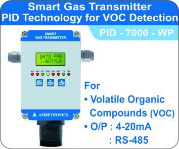 Smart gas transmitter PID-7000-WP (Weatherproof Enclosure)