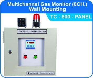 TC-800-PM (Panel Mount Enclosure)