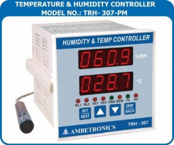 Temperature humidity controller TRH-307-PM