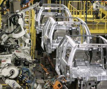 Automotive Industries / Paint Shops