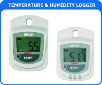 EBI-20TH- Temperature- Humidity Data Logger