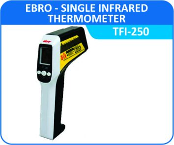 Single Infrared Thermometer ebro-tfi-250