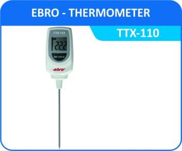 EBRO Thermometer TTX-110