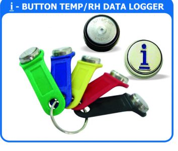 Temperature-Humidity Data Loggers iButton DS1923L