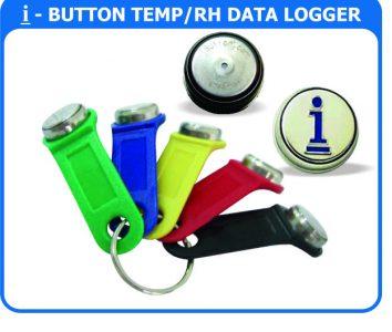 Temperature-Humidity Data Loggers iButton DS1923L