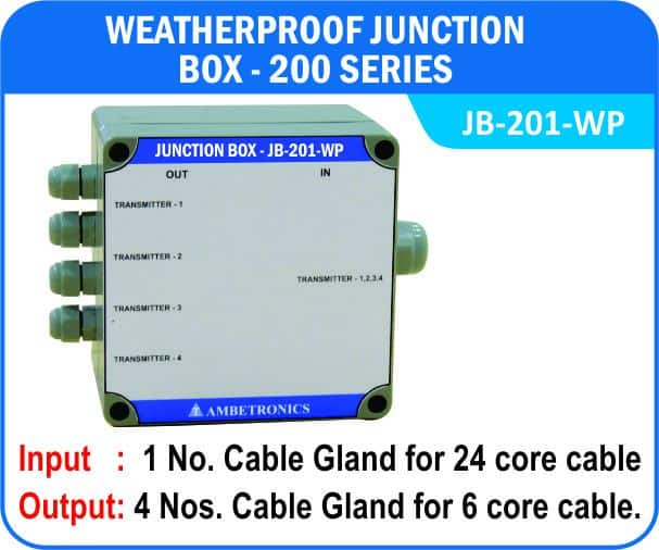 Junction Box-200 Series- JB-201-WP