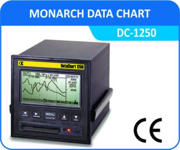 Monarch Datachart-DC-1250