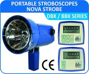 Monarch Nova Strobe-DBX / BBX series