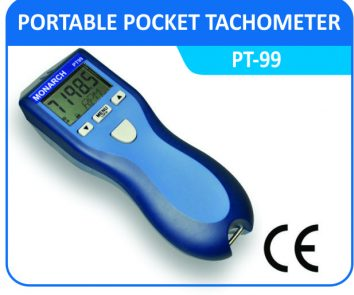 Portable Pocket Tachometer Monarch-PT-99