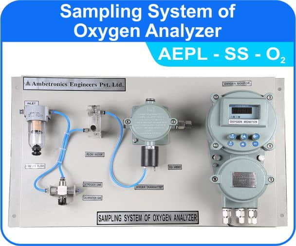 Oxygen Analyzer Sampling system