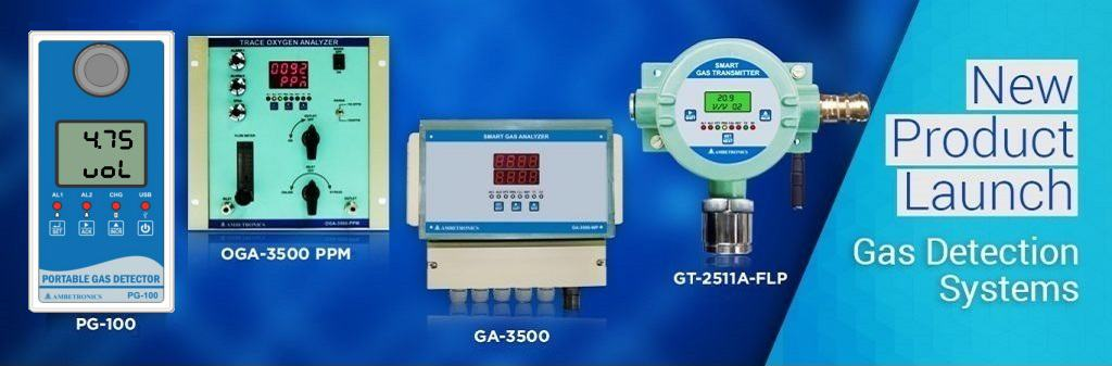 Gas Detection System Products