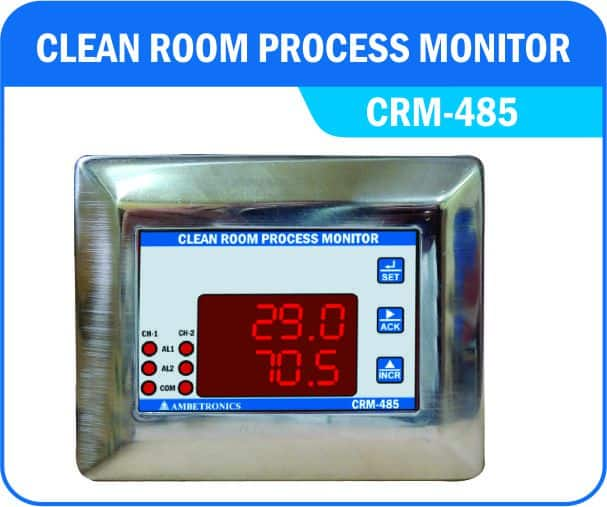 Clean Room Process Monitor- CRM-485