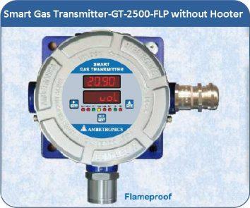 Smart Gas Transmitter- GT-2500-FLP without Hooter & blue enclosure.