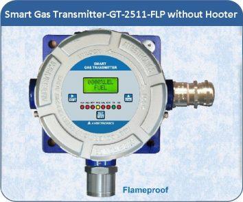 Smart Gas Transmitter- GT-2511-FLP without Hooter & blue enclosure.