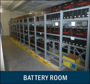 Hydrogen In Battery Room