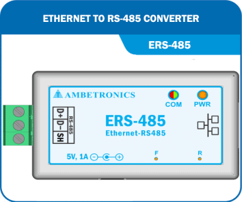 RS-485 to Ethernet Converter ERS-485