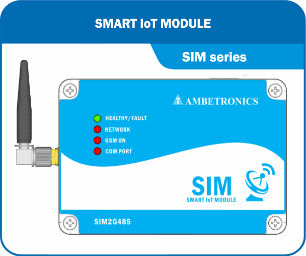 RS485 to MQTT Module (Smart IoT Module) - IoT Logger