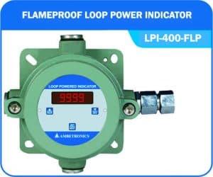 Loop powered indicator LPI-400-FLP (Flameproof Enclosure)
