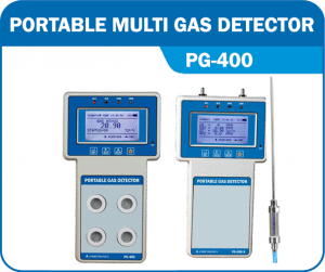 Portable Multi Gas Detector PG-400