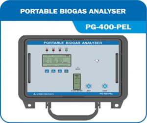 Portable Bio Gas Analyzer PG-400-PEL