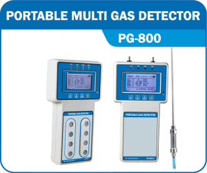 Portable Multi Gas Detector PG-800