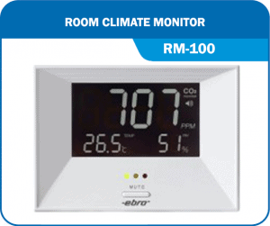 Room Climate Monitor RM-100