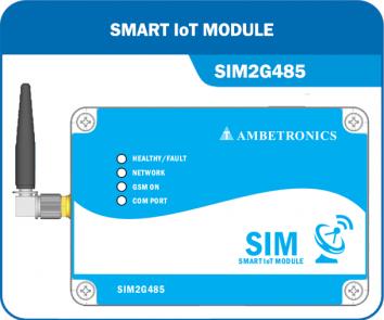 RS485 to MQTT converter (Smart IoT Module) - SIM2G485
