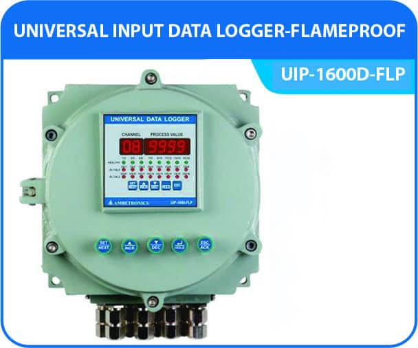 UIP-1600D (With Flameproof Enclosure)