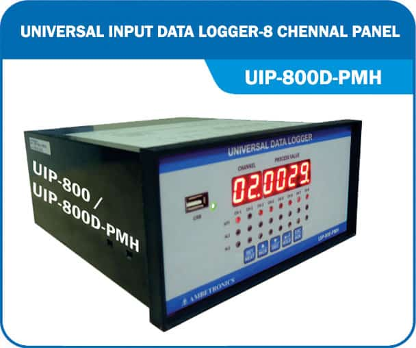 UIP-800D (With Panelmount Enclosure)