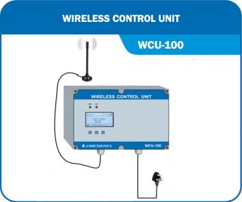 Universal Wireless Control Unit WCU-100