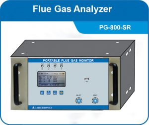 Flue Gas Monitoring Systems for continuous emission monitoring.