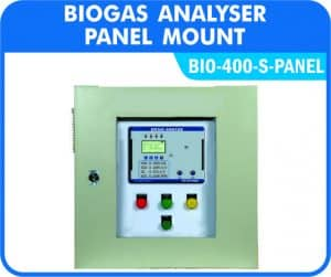 Biogas Analysers, continuous monitoring of Biogas,