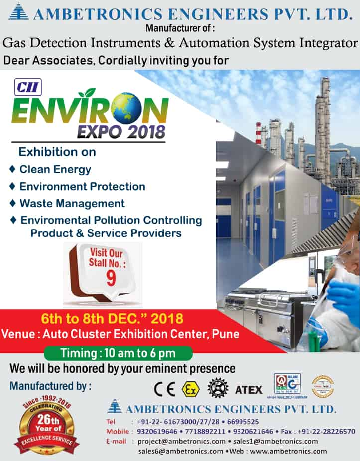 CII Exhibition 2018