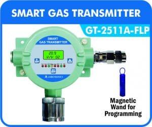 Flameproof Gas Detector