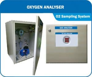 Oxygen Analyzer Sampling system