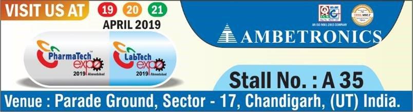 Pharmatech Exhibition, Chandigarh.