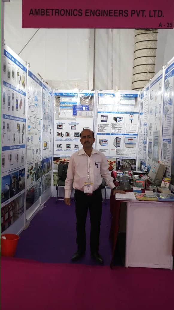 PharmaTech Expo 2019-Stall