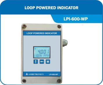 Loop Powered Indicator LPI-600-WP