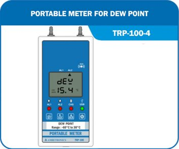 Portable Meter For Dew Point TRP-100-4