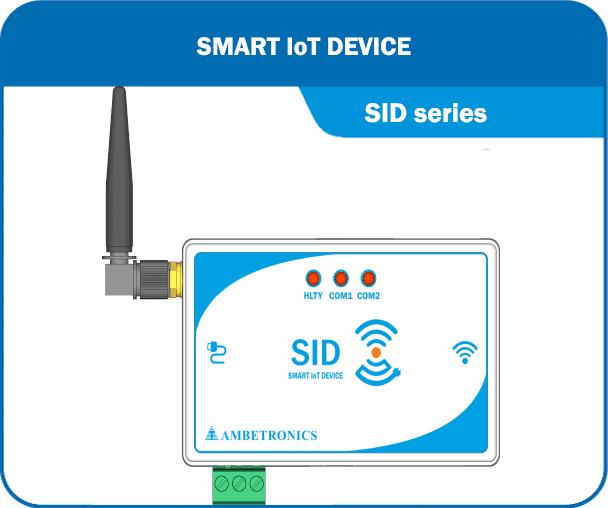Smart IoT Device SID