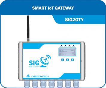 Smart IoT Gateway SIG2GTY