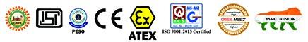 Ambetronics - ISO 9001:2015 & CRISIL LOGO